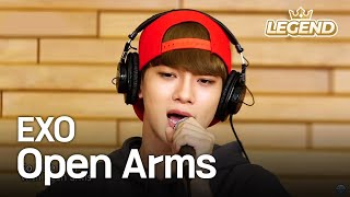 Watch Exo Open Arms video