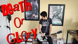 The Clash - Death or Glory (guitar cover)