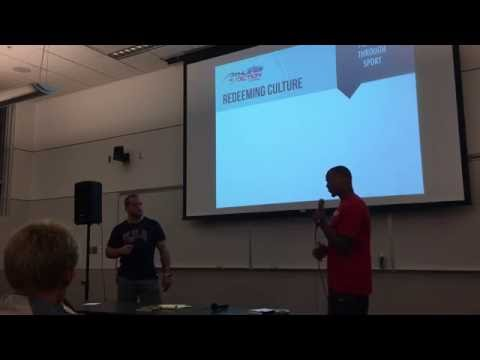 Kyle Snyder (Wrestling) Olympic Experience Athletes in Action Ohio State 8/31/2016