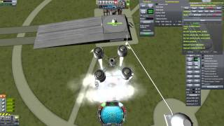 VTOL Docking with MechJeb and ORDA
