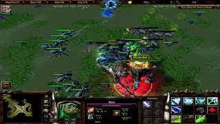 Warcraft 3 | Moo Moo Generation X v3.9 | I Love Blizzard