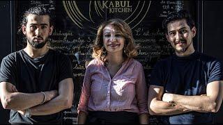 Au Kabul Kitchen, restaurant afghan géré par deux réfugiés et une Française | AFP News