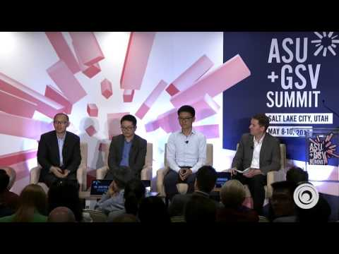 ASU GSV Summit: Riding the China Wave: Understanding Trends and Opportunities in Chinese Education