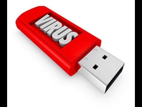 """""""Вирус"""" на флешке - Скрытые файлы и папки"""