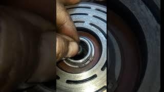 Конец компрессора кондиционера