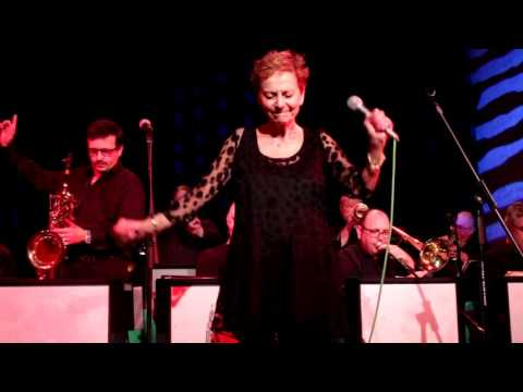 Marlence Ver Planck with Capital City Jazz Orchestra