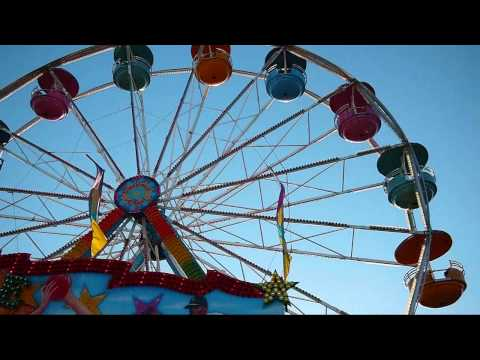On the midway at the 2010 Pacific National Exhibition
