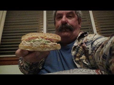 Schlotzsky's Mukbang Chicken Bacon Smokecheesy