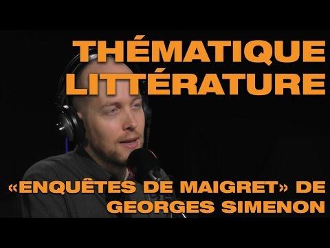 La thématique  littérature