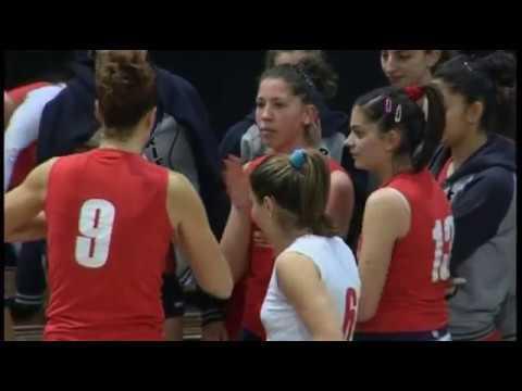 1° Set - Città di Rieti - Volley Zagarolo