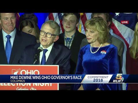 Mike DeWine wins Ohio governor\'s race
