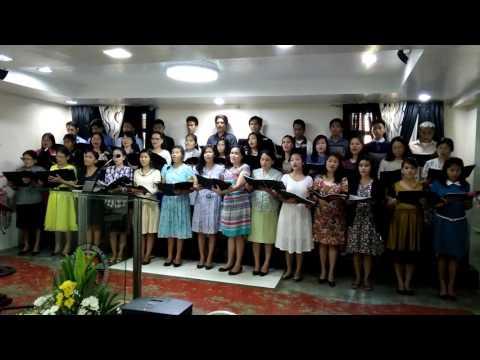 DBBC Choir - Dare To Run