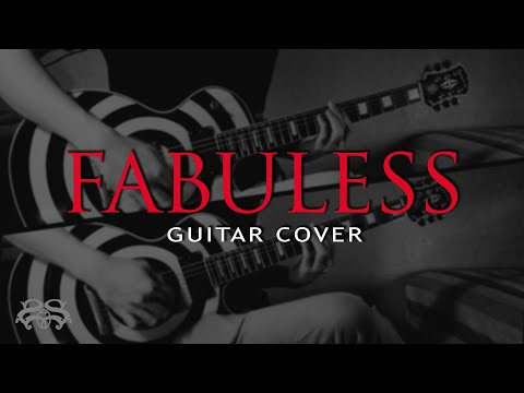 Stone Sour - Fabuless (Instrumental Guitar Cover)