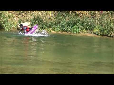2017 9 24 HIROSHIMA still water freestyle kayaking