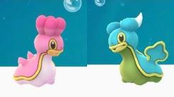 Pokemon GO Beide Schalellos entwickeln - Pokemon Gastrodon