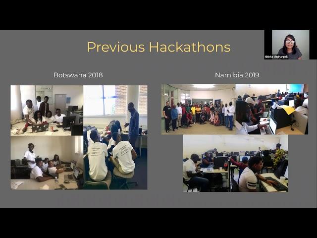 Nikhita Madhanpall – Data science skills development with big data hackathons