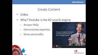2020 Webinars: Add Social Media to Your Marketing Plan