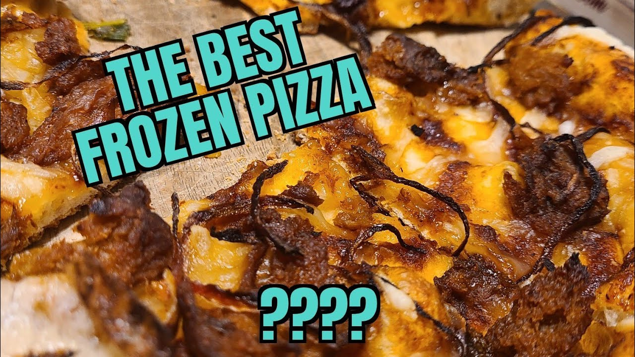 There's a new best frozen pizza! And it's vegan!!! - BlackBird Foods