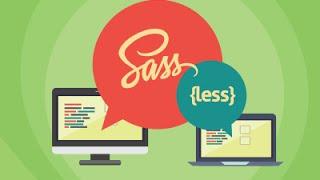 видео Препроцессоры Sass, Less. Быстрый старт.