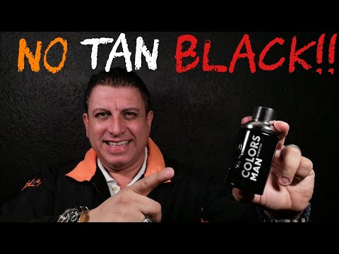 BENETTON MAN BLACK By United Colors Of Benetton || Un Delicioso Y Ligero OUD !