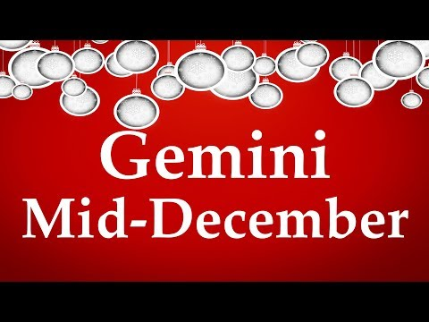 Gemini Mid-December 2017 STOP & GO ENERGIES, SHOCKS BUT LEADS TO HAPPNESS - Aquarian Insight