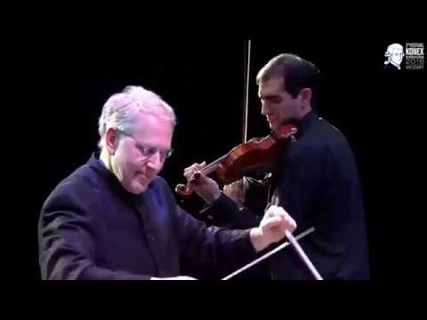"Xavier Inchausti - Violin Concerto No. 5 in A major ""The Turkish"" (Mozart - Director: Mintz)"
