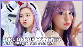 underrated girl groups moments that deserve to go viral