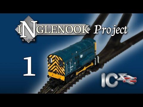 Inglenook N Gauge Puzzle - Part 1