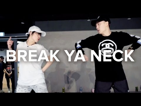 Break Ya Neck - Busta Rhymes / Junsun Yoo & Yumeri Chikada Choreography