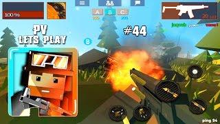 #44 ПОИГРАЕМ ► Crazy War ONLINE на Android