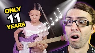 THIS KID IS BETTER AT GUITAR THAN YOU!