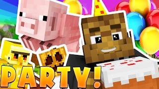 HILARIOUS PARTY MINI GAMES! - Minecraft Mini ...