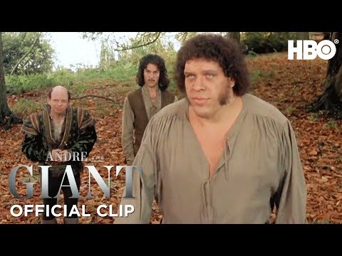 'The Princess Bride's Gentle Giant' Official Clip | Andre The Giant | HBO