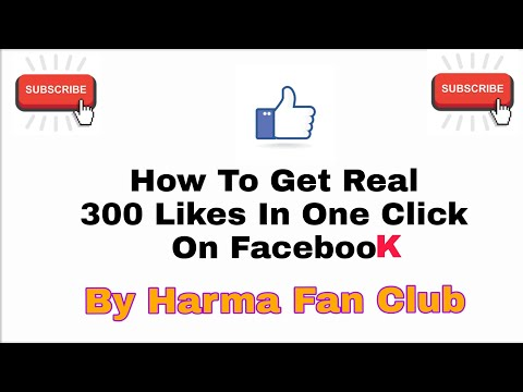 Download How To Get 1000 Likes On Facebook In Just Seconds