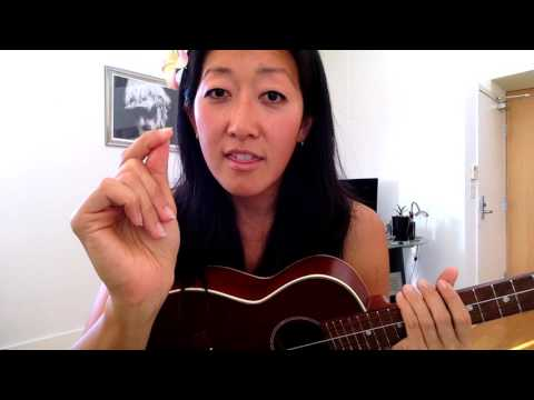 How To Strum the Ukulele // Beginner Uke Tutorial