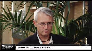 Materials & Light 2021 : Osram : De l'ampoule au digital