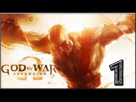 [FR] #1 Let's play God of War : Ascension - On Commence Fort !