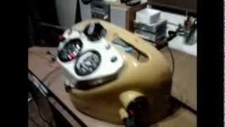 URSUS C-360 Instalacja elektryczna