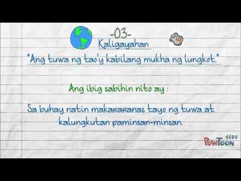 Full Download] Ang Salawikain Ko Mikhael Glen Lataza