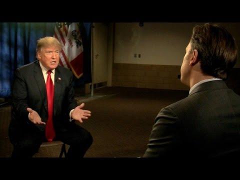 Trump defends proposal to ban Muslims entering U.S.