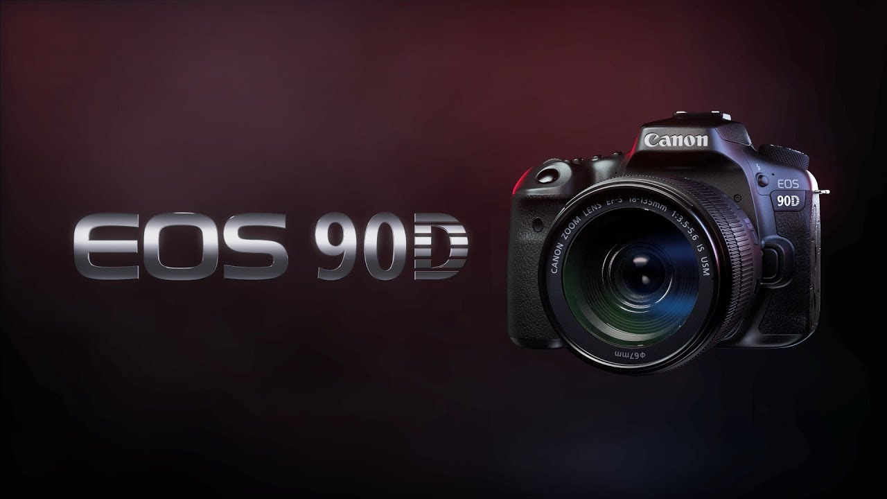Canon 90D is a Crop DSLR That Shoots 32MP Photos and 4K Video
