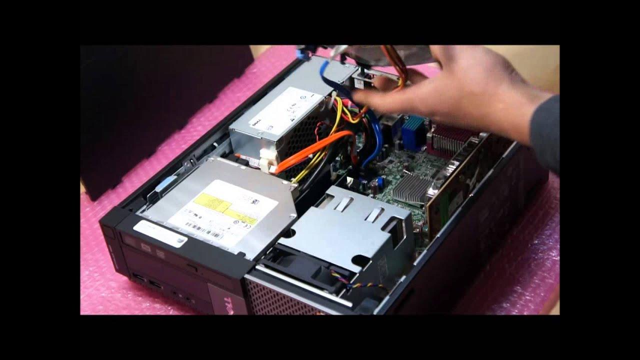 Dell OptiPlex 980 Support and Manuals