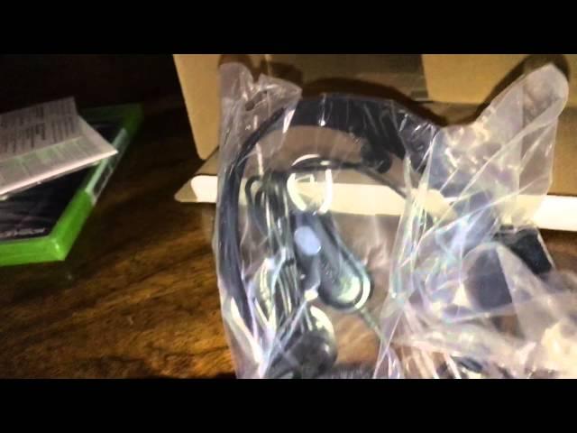Déballage de la Xbox 360 E 500GB