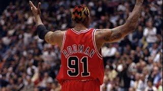 Dennis Rodman - Guarding 1 Through 5