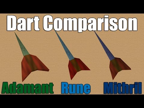 What Dart Is The Most Efficient To Use In Your Blowpipe - YouTube