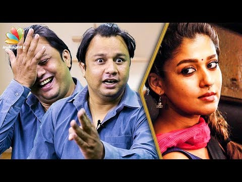 Nayanthara will do School Girl Role : VJ Craig Interview Part 2 | SS Music, Madras Day Special