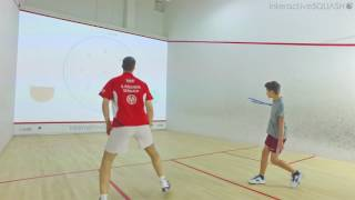 DARTS - interactiveSQUASH