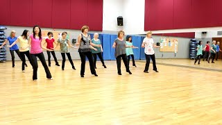 Completely AB - Line Dance (Dance in& Teach in English & 中文)