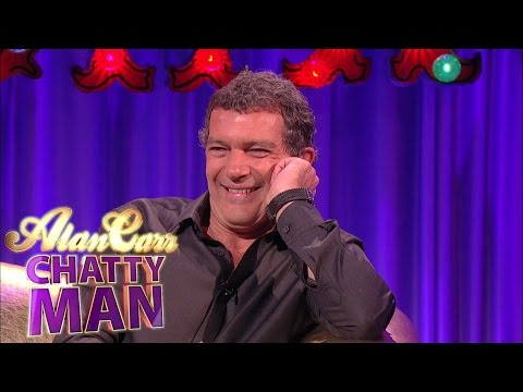 Antonio Banderas - Full Inteview on Alan Carr: Chatty Man