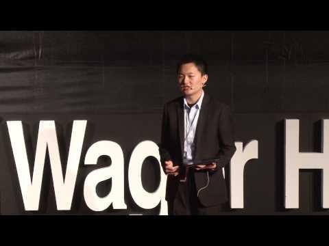 Re-imagine English Education | Sean Chou | TEDxWagorHighSchool